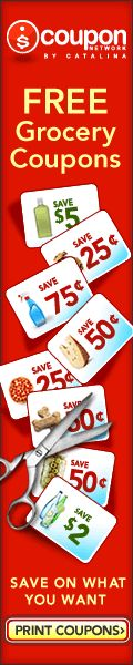 The Coupon Clippers This site has printable grocery coupons that a lot of sites do have and they have a clipping service that you would pay for. I'm not sure if I would pay for coupons but I do like the free printable coupons!