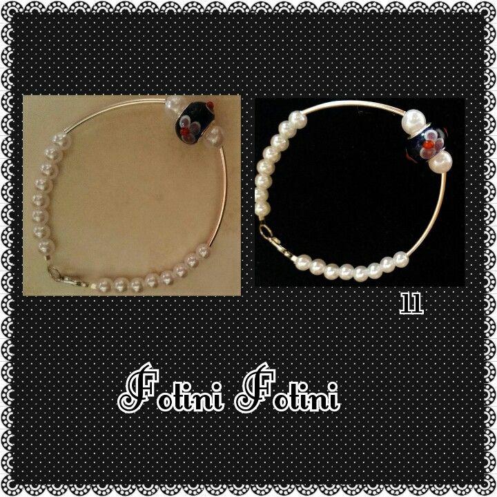 Bracelet with murano