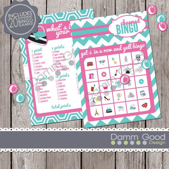 PARTY PRINTABLES Printable Party Games for Origami Owl parties. Great for hostess or sales rep. by Damm Good Design