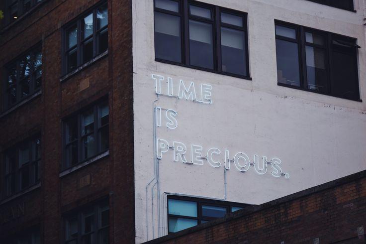 Afraid of Time, not Death., by Harry Sandhu | Unsplash