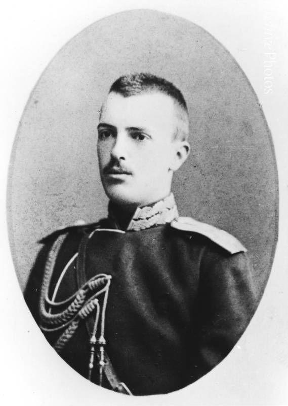 Os Romanov:Grão-duque Sérgio Mikhailovich