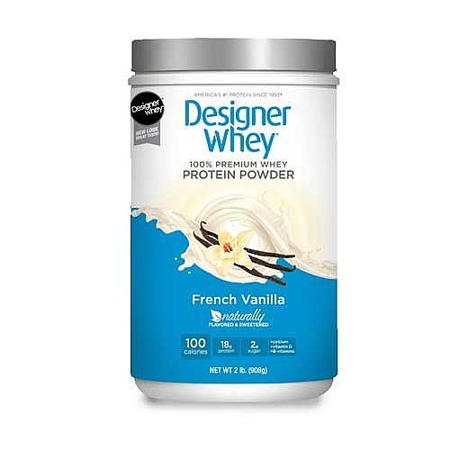 Designer Protein Designer Whey® French Vanilla - NEXT PROTEINS - GNC
