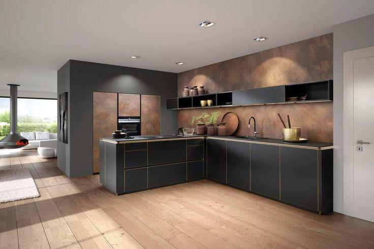8 best Küchen mit matten Fronten images on Pinterest