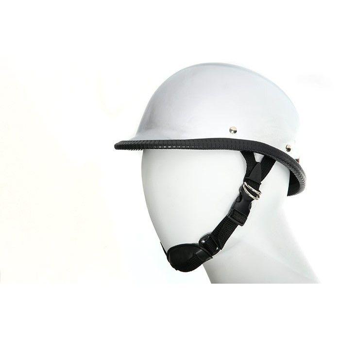 Chrome Dome Novelty Helmet