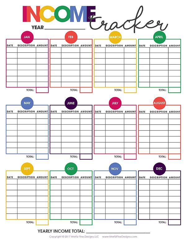 26 best Calendar images on Pinterest Calendar design, Offices and - personal finance spreadsheet template
