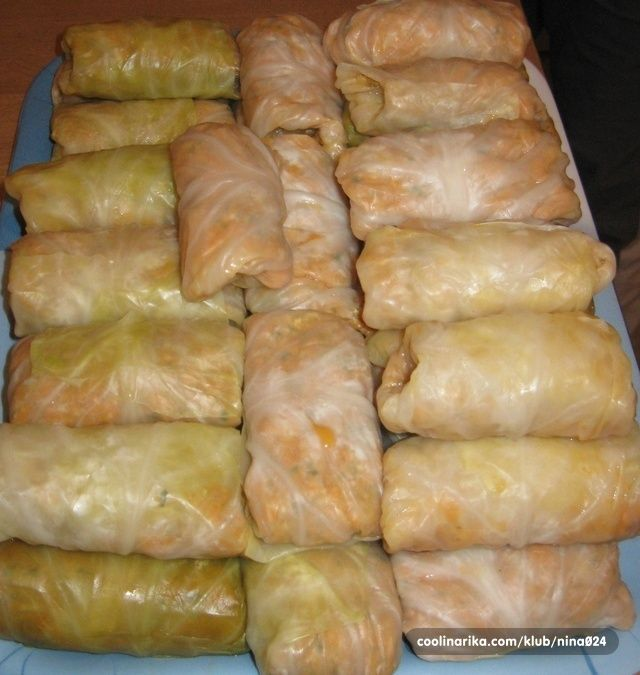 how to make cabbage rolls without meat