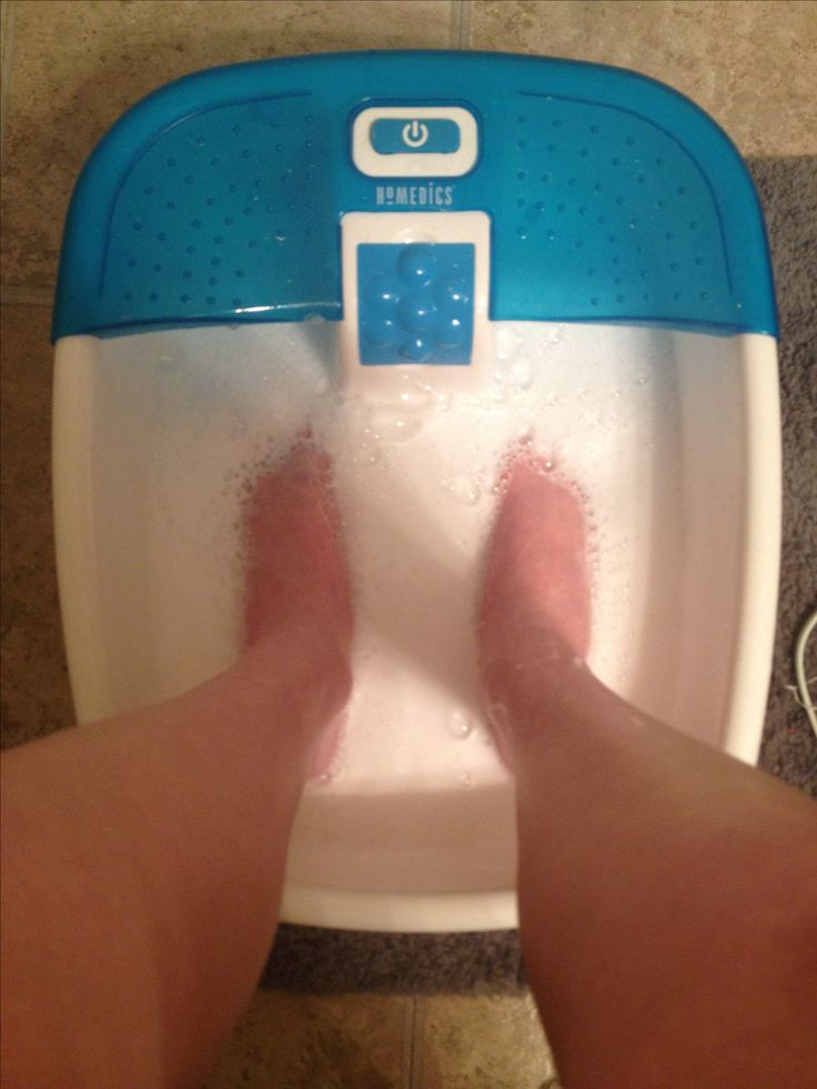 Foot Bath! Removes dead skin and calluses instantly: 3 c warm/hot water 1/3 c Epsom Salt 1/3 c baking soda 1 c Listerine 1 c vinegar 1/3 lemon juice Pumice stone Soak feet in mixture for 10+ minutes (more calluses = more soak time) Remove feet from mixture and scrub dry skin and calluses with a pumice stone. Dead skin will practically wipe right off! You're welcome!