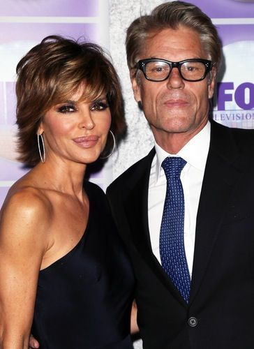 Exclusive: Lisa Rinna and Harry Hamlin Defend Their Marriage Amid Divorce Rumors