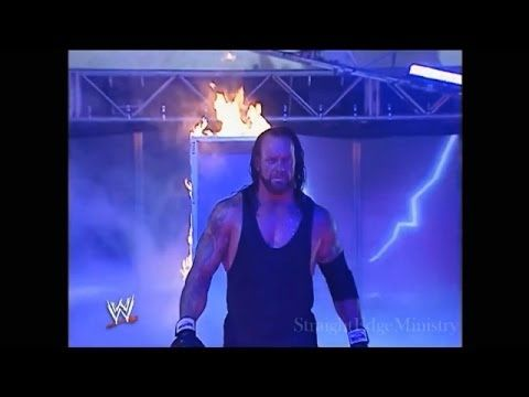 WWE Undertaker Returns And Destroys Everyone In The Ring