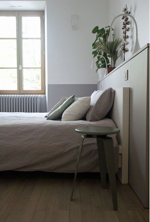 Apartment designed by Angele Vuillet