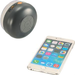 #MO1002 - Mobile Odyssey Duke Waterproof Bluetooth Speaker, for pricing please call 1800 728 925