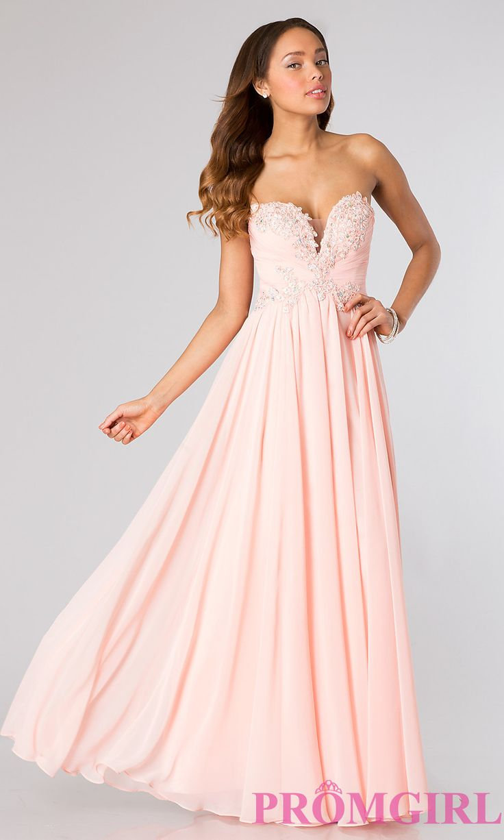 49 best images about Prom on Pinterest | Blush dresses, Long prom ...