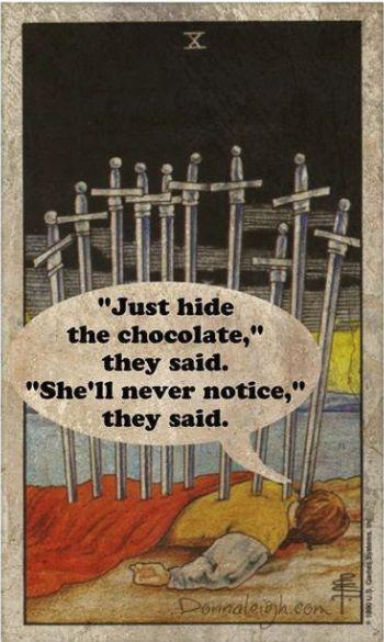 33 Best Funny Tarot Images On Pinterest