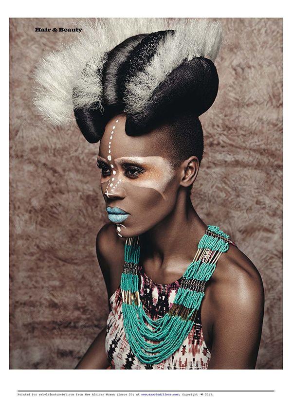 http://naturebel.com/an-african-inspired-halloween/, NatuRebel, Halloween, NYC, Style, Make-up, Fashion, New York, AfricanFashion