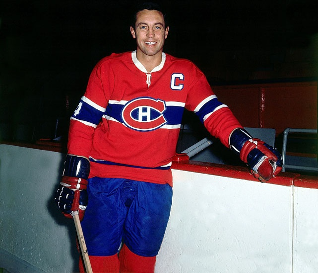 Jean Beliveau, Montreal Canadiens, 1970