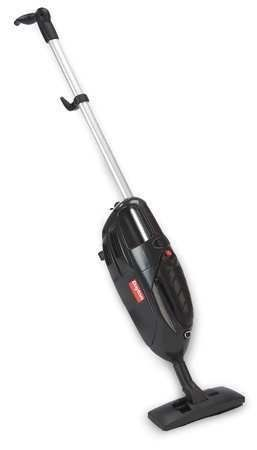 DAYTON 2YMT8 Stick Vac,1.5 qt,10.5 In, 7 A, 120 V by Dayton. $100.64. Commercial Stick Vacuum, 1.5 qt., Cleaning Path 10.5 In., 7 Amps, 120 Voltage, 2-Ply Disposable Paper Bag Type, 2-Ply with Micro Liner Disposable Bag and Secondary Filter Filter, Lightweight Aluminum w/Poly Grip Handle, Cord Length 20 ft., 3-wire, Net Weight 6 Lb., c-ULus Standards, Includes Cord Wrap, 4 ft. x 1 1/4 In Hose, (2) Poly Extension Wands, Bare and Carpet Floor Selector Nozzle, Utilit...