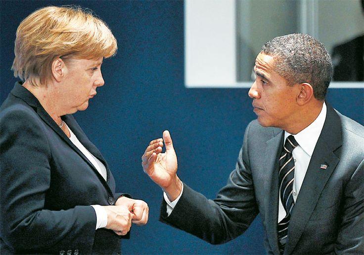 Το Βερολίνο υψώνει τείχος σε Ομπάμα για το ελληνικό χρέος: Το Βερολίνο υψώνει… τείχος μπροστά στις παραινέσεις του Μπαράκ Ομπάμα για…