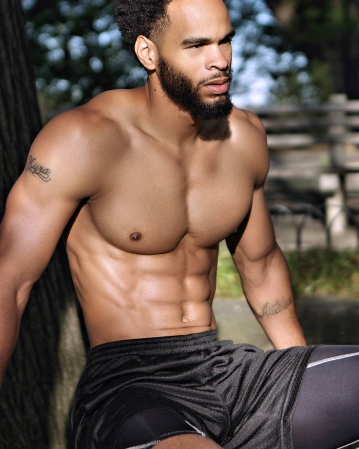 1584 Best Sexy Athletic Black And Light Skin Men Images On -7408