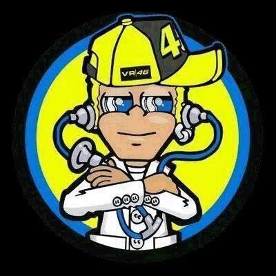 Logo De Valentino Rossi | MIT Hillel