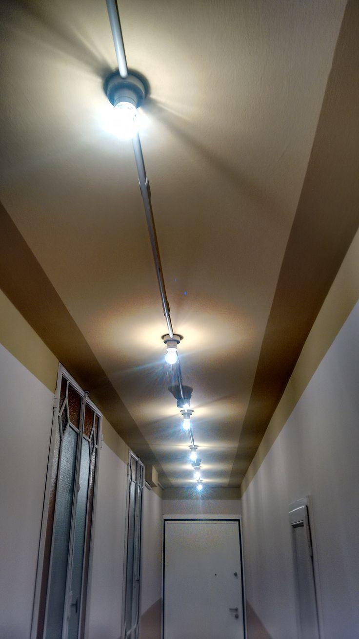 17 migliori idee su Illuminazione Di Corridoio su ...