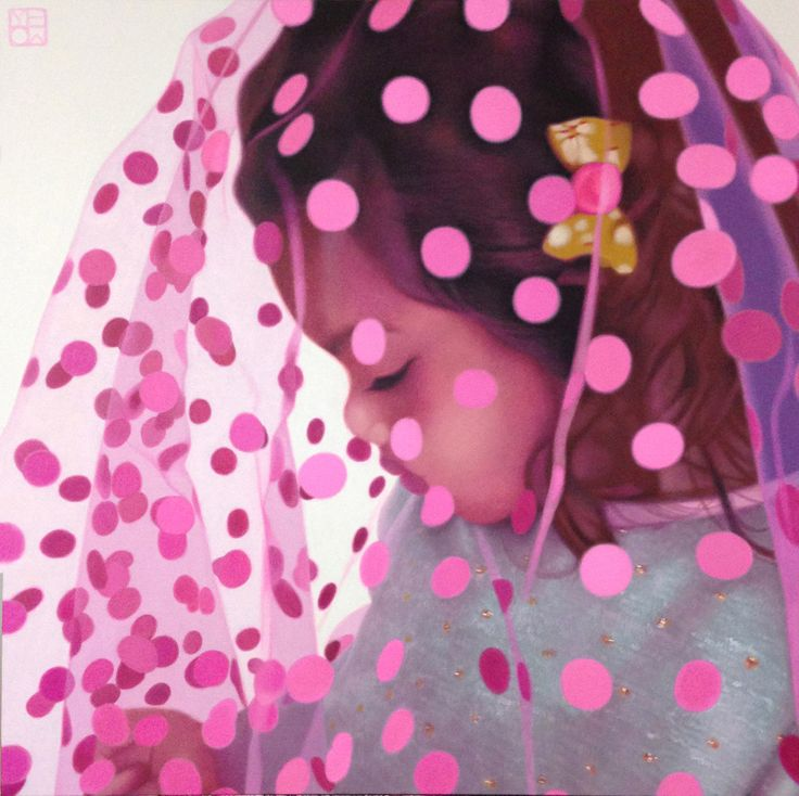 MEMORIES OF PINK, Paintings by Poh Ling Yeow, a Malaysian-born Australian…