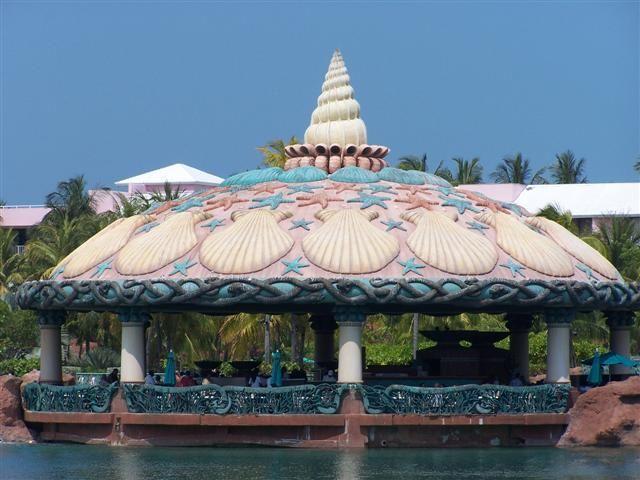 Seashell Restaurant at Paradise Island
