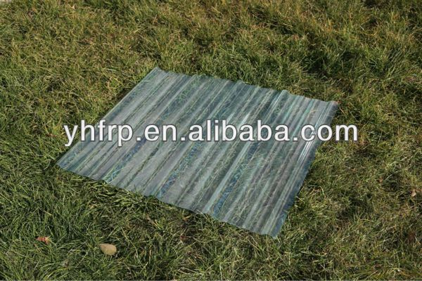 translucent roof panel/corrugated fiberglass roof panels/clear fiberglass panels