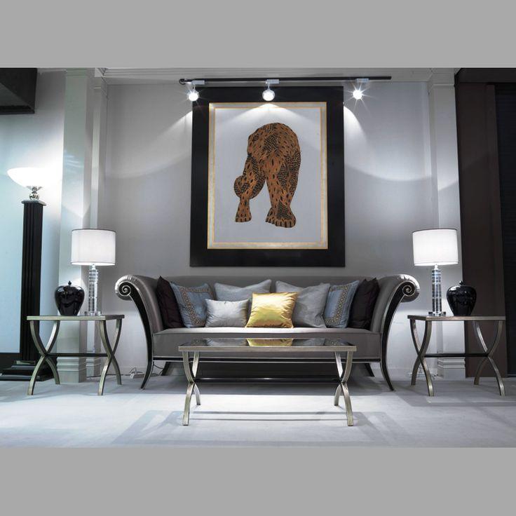 Sofas - CLASSCALLY REFERENCED COCKTAIL SOFA ART DV580
