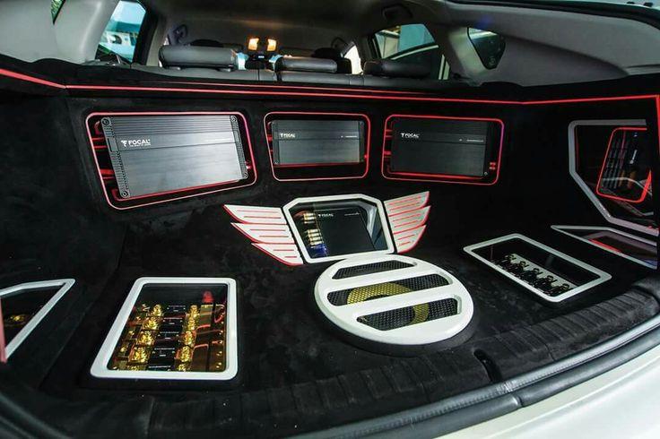 Pin by Manny on Car audio Car audio, Custom car audio