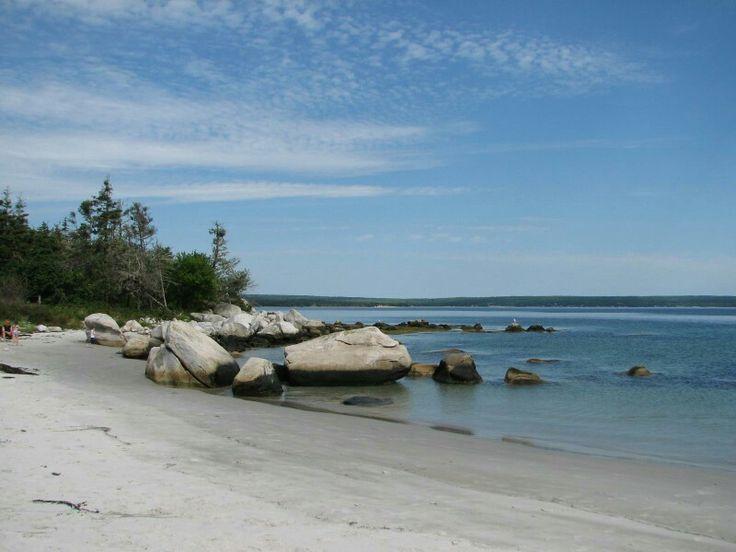 Clarke's beach  Ns