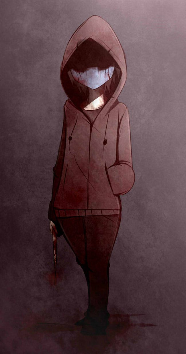 [C] Eyeless Jack by Likesac.deviantart.com on @DeviantArt