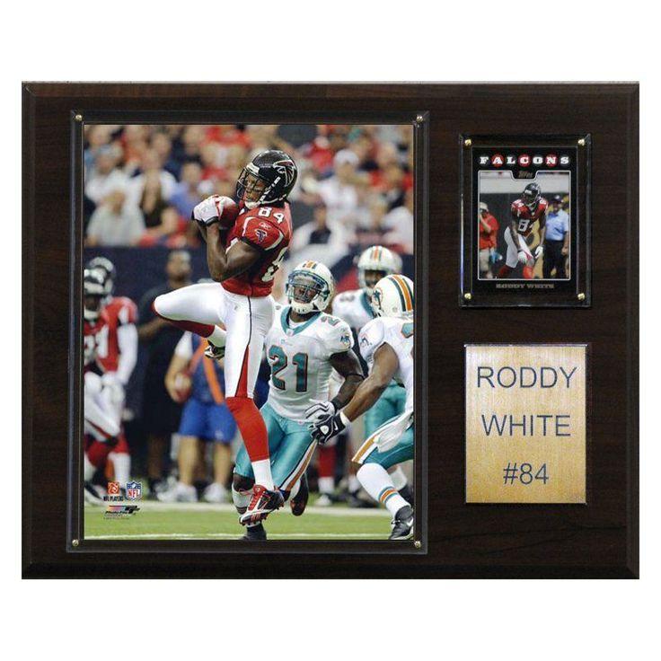 NFL 12 x 15 in. Roddy White Atlanta Falcons Player Plaque - 1215RODWHITE