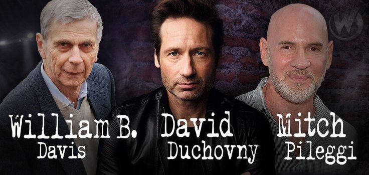 """The Truth Is Still Out There…#TheXFiles Star David Duchovny To Attend Wizard World Philadelphia, Saturday and Sunday, June 4-5 DAVID DUCHOVNY VIP @ PHILADELPHIA BUY ADMISSION @ PHILADELPHIA BUY PHOTO OPS @ PHILADELPHIA BUY AUTOGRAPHS @ PHILADELPHIA  """"Sometimes the only sane answer to an insane world is insanity!""""  'Fox Mulder' On Iconic Sci-Fi Series, 'Hank Moody' On 'Californication' Joins 'X-Files' Co-Stars Mitch Pileggi, William B. Davis At Pennsylvania Convention Center  David Duchovny…"""