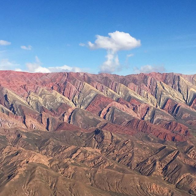 Que faire en Argentine - Humahuaca - Hornocal - Salta - Andes - Juyjuy