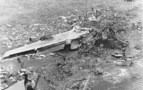Boeing 747 hull losses