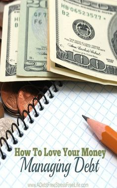 Do you love your money? Frugal living and living debt free requires you to understand how to manage your debt. Understand your debt comfort zone, and learn the drawbacks of debt on your long term financial future.