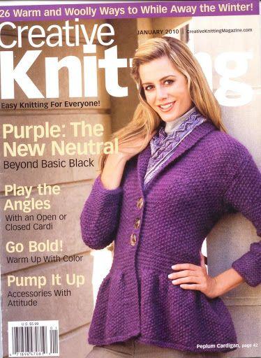 Creative Knitting 2010- 1 - 猫咪窝(12) - Picasa Web Albums