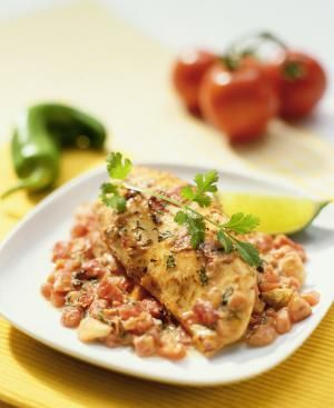Lime and Tequila Chicken Breasts - Robert Reiff/Getty Images