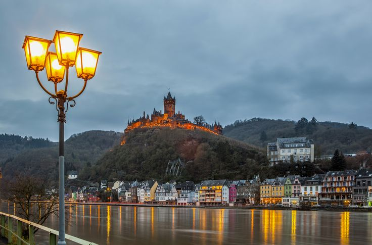 Cochem is the seat of and the biggest town in the Cochem-Zell district in Rhineland-Palatinate, Germany.