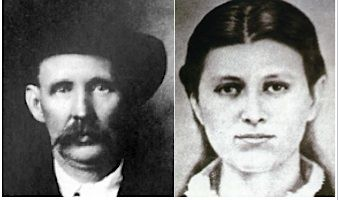 photos of roseanna mccoy   Johnse Hatfield and Roseanna McCoy, a real life Romeo and Juliet? Uh ...