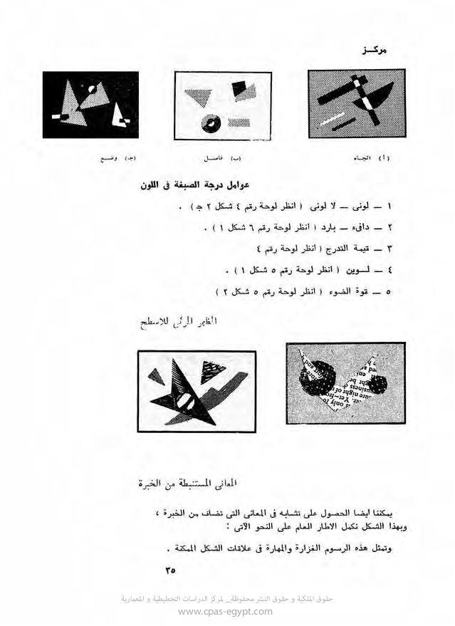 اسس التصميم كتاب مترجم لــ روبرت جيلام سكوت