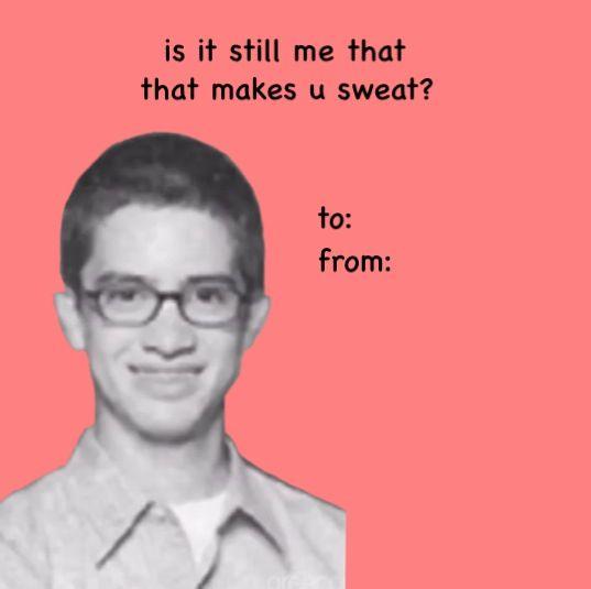 Emo Band Valentine Day Cards   Brendon Urie Valentine Valentines Pinterest