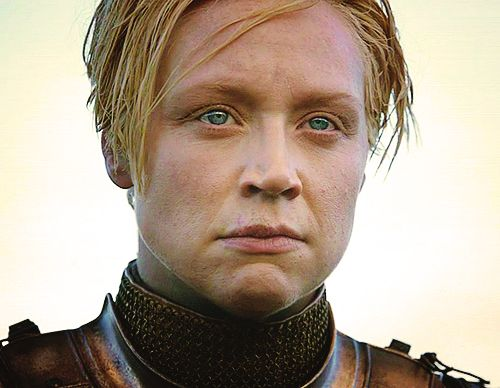 Brienne of Tarth, aka Brienne the Beauty, is the heir of Lord Selwyn Tarth of Evenfall Hall. After winning a large melee in front of Renly, she asked to serve on his Rainbow Guard, which he accepted. Brienne was present when Renly was murdered, and many think she was the culprit. She began to serve Catelyn Stark and vowed to retrieve her daughters and also escort Jaime Lannister to King's Landing. The two developed an odd friendship. Brienne is currently with Jaime and her intentions are…