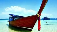 Island Hopping Tour by Long-Tail Boat from Koh Lanta Yai including Lunch and Hotel Transfer-Trang-Thailand-Day Trips