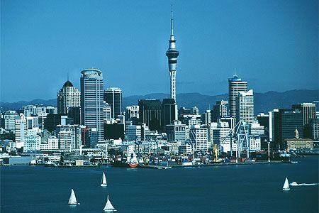 Auckland, NZ - going here October 2012