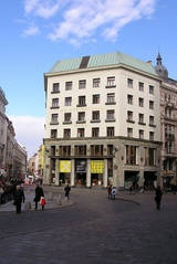 Adolf Loos i Shocking Goldman i Salatsch Building