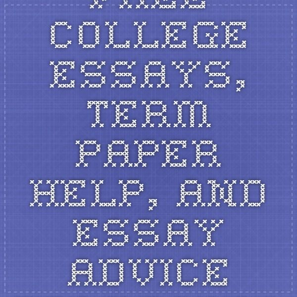 College Term Paper Help?