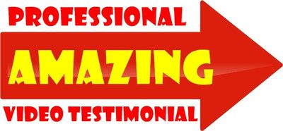 Every internet marketer needs good video testimonial for promoting his product, website. You can outsourse it from professsional testimonial actores. Here is the solution....