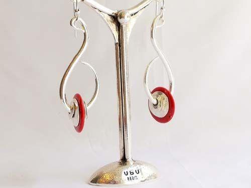 Afriqu'import Quimper Finistère bijoux boucles d'oreilles ubu paris