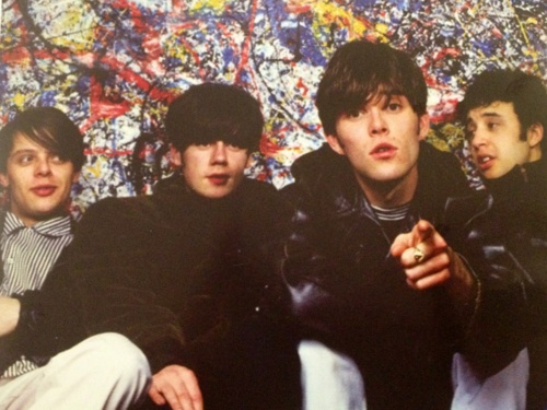 the stone roses. Ten Storey Love Song is one of the best love songs ever written.